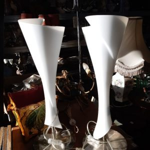 Lampe opaline 125€