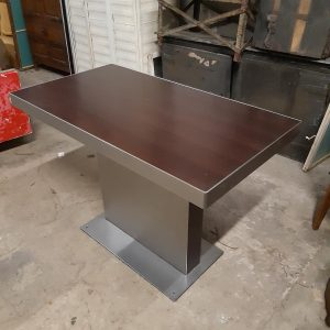 table restauration inox 65€